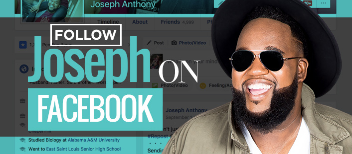 Joseph Anthony Facebook Button